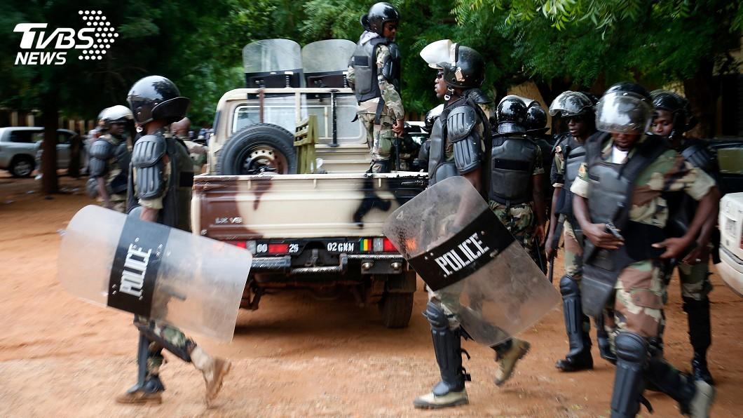 圖/達志影像路透社 馬利總統決選登場 暴力事件擾亂投票