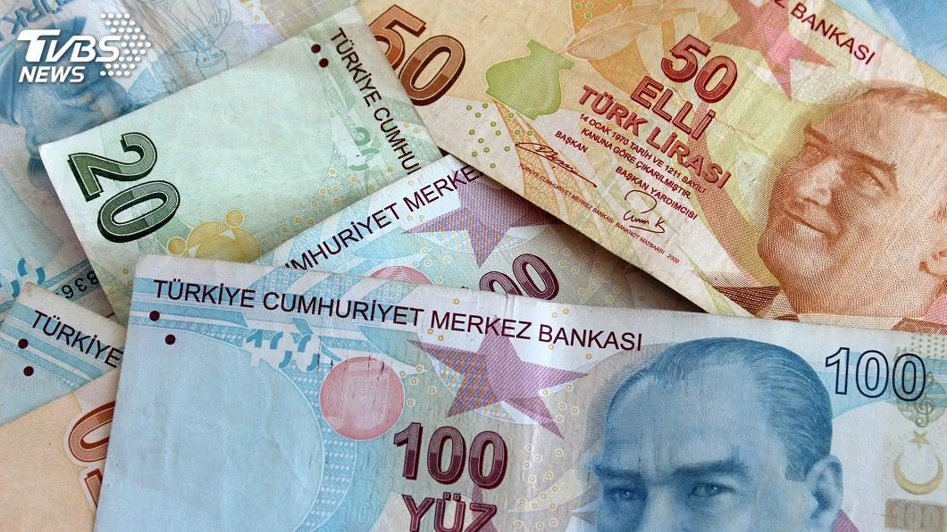 示意圖/TVBS 土耳其里拉危機 新興市場嚴防連鎖效應