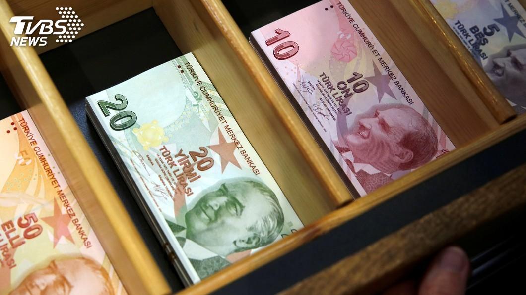 圖/達志影像路透社 土耳其爆發金融危機 分析師7年前就料中