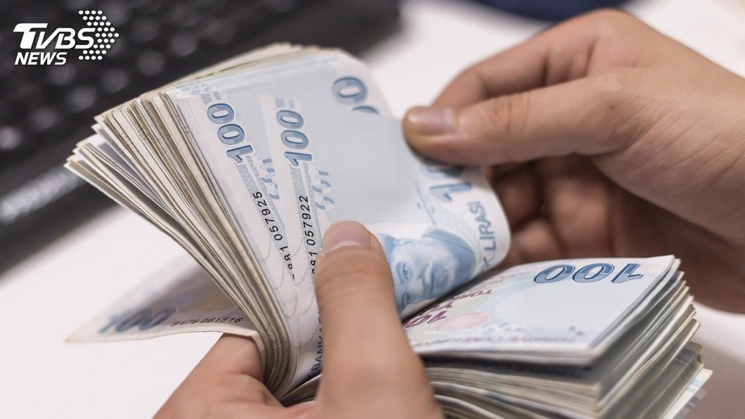 示意圖/TVBS 土耳其里拉重貶 歐美淡定新興市場嚇壞