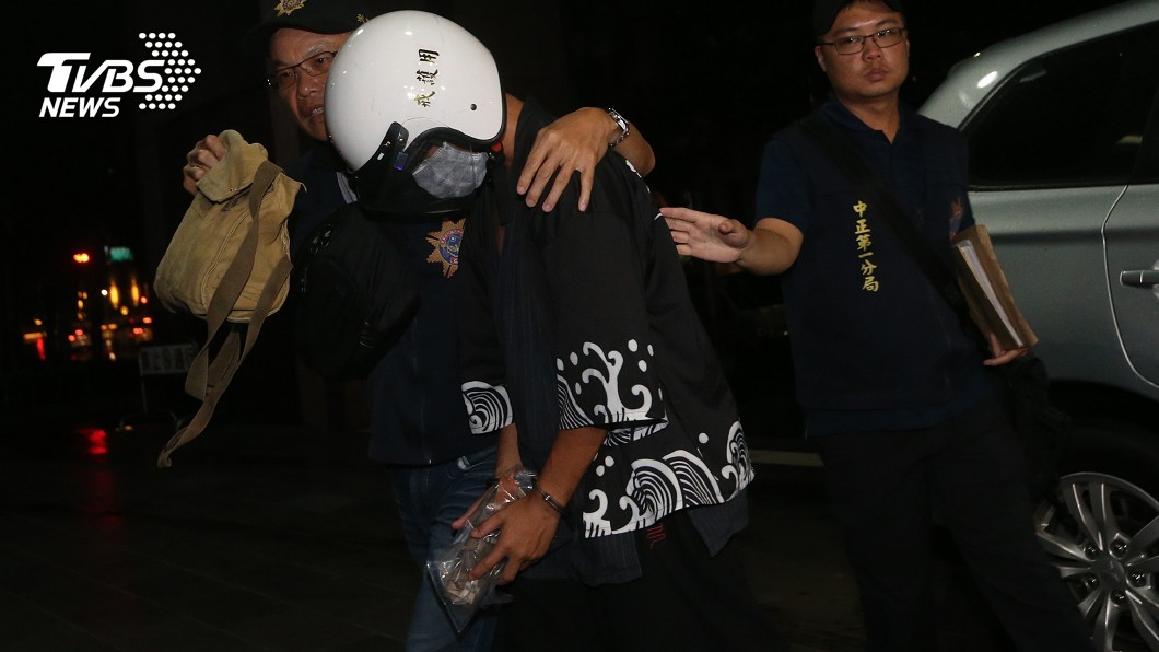 圖/TVBS 華山分屍案偵結 變態兇嫌遭求處死刑