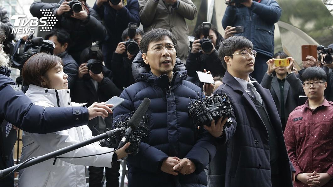 圖/達志影像美聯社 前文在寅接班人被控性侵 獲判無罪