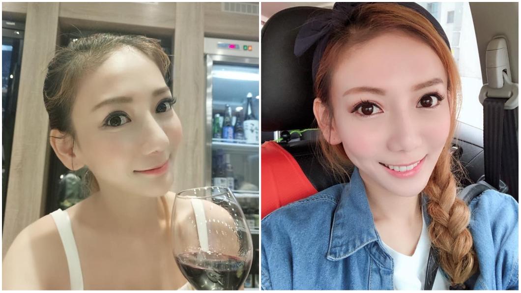 圖/翻攝自劉喬安臉書 搭計程車被搜出持毒 劉喬安「手部動作」成露餡關鍵