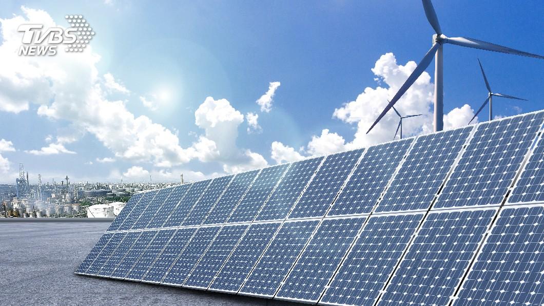 示意圖/TVBS 建置太陽光電 學者:應充分調查並合理設計