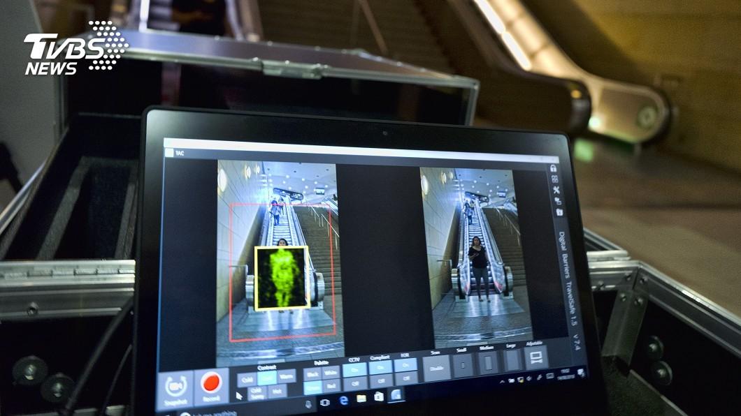圖/達志影像美聯社 洛杉磯地鐵將引進人體掃描機 全美首例