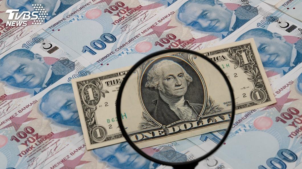 圖/達志影像路透社 土耳其危機疑慮未散 美元走高亞股疲軟