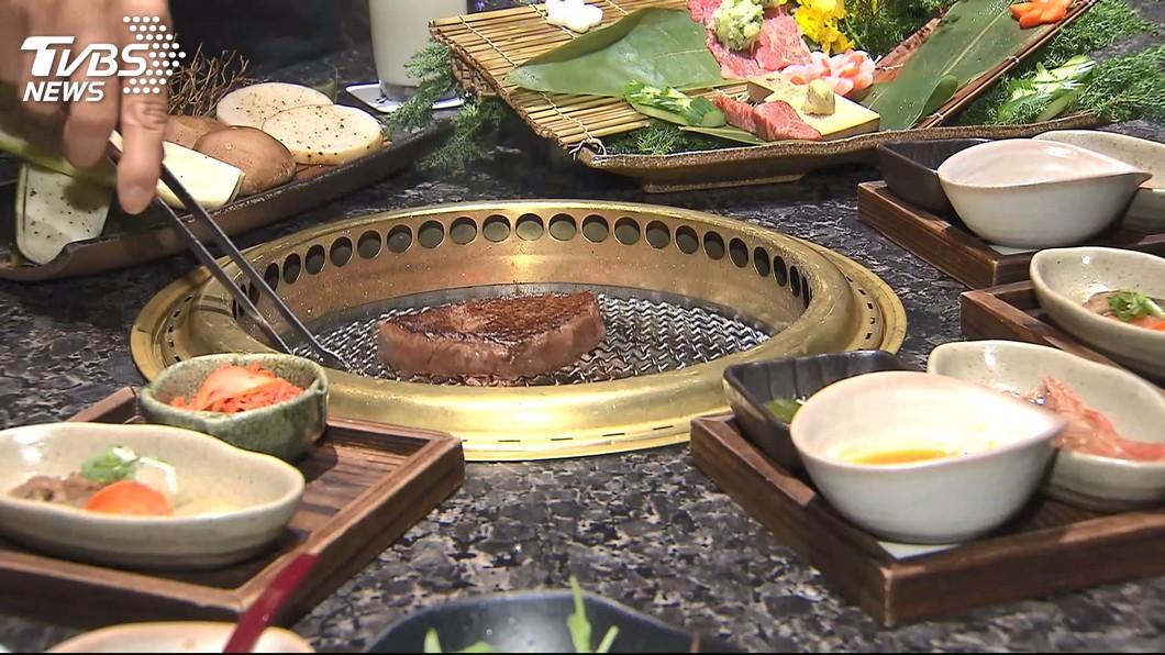 示意圖,非本新聞所述之燒肉店。圖/TVBS 奧客狂留負評「肛門有蛔蟲」 遭燒肉店怒告GG了