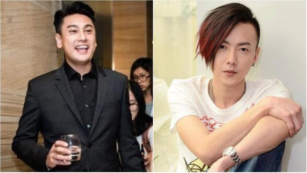 朱孝天(左)、黃義達。圖/TVBS、黃義達臉書
