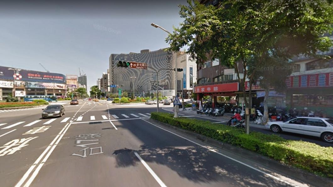 圖/翻攝自Google Map網站 拒酒測遭罰9萬吊照 法官:警任意攔查違法免罰