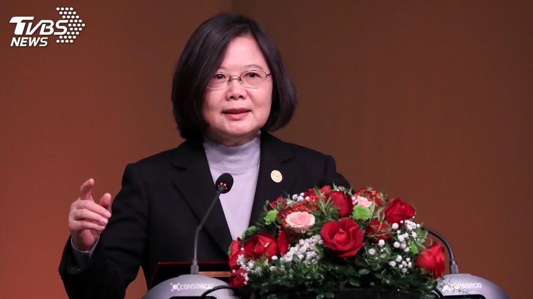 圖/中央社 又斷交1個友邦! 網友:加快台灣獨立的腳步