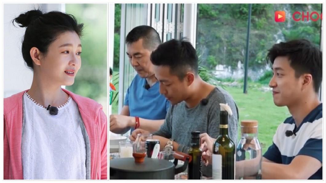 圖/翻攝自CHOCO TV、《幸福三重奏》官方微博