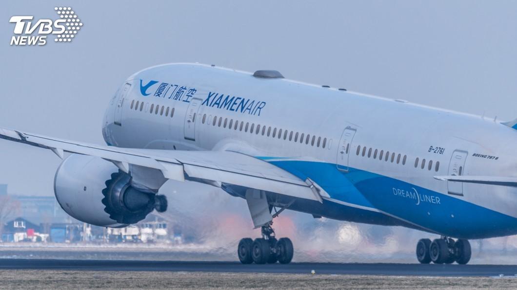 圖/TVBS資料照 疫情衝擊!廈門航空:取消5月2日前兩岸所有航班
