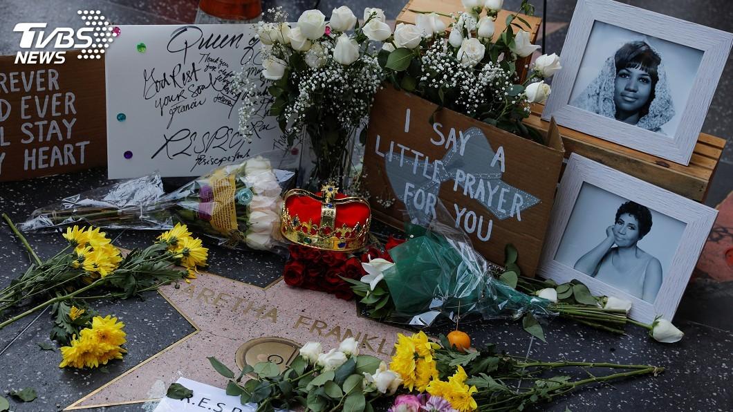 圖/達志影像路透社 一代靈魂歌后殞落 歐巴馬致哀、歌迷齊悼
