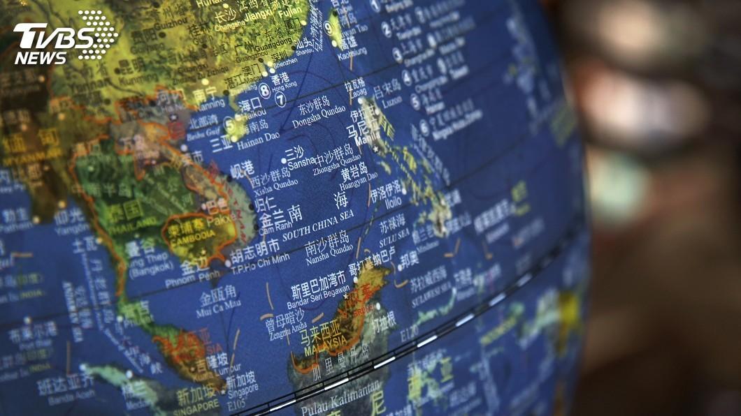 圖/達志影像美聯社 美國示警:中國可能在南海增添核子要素