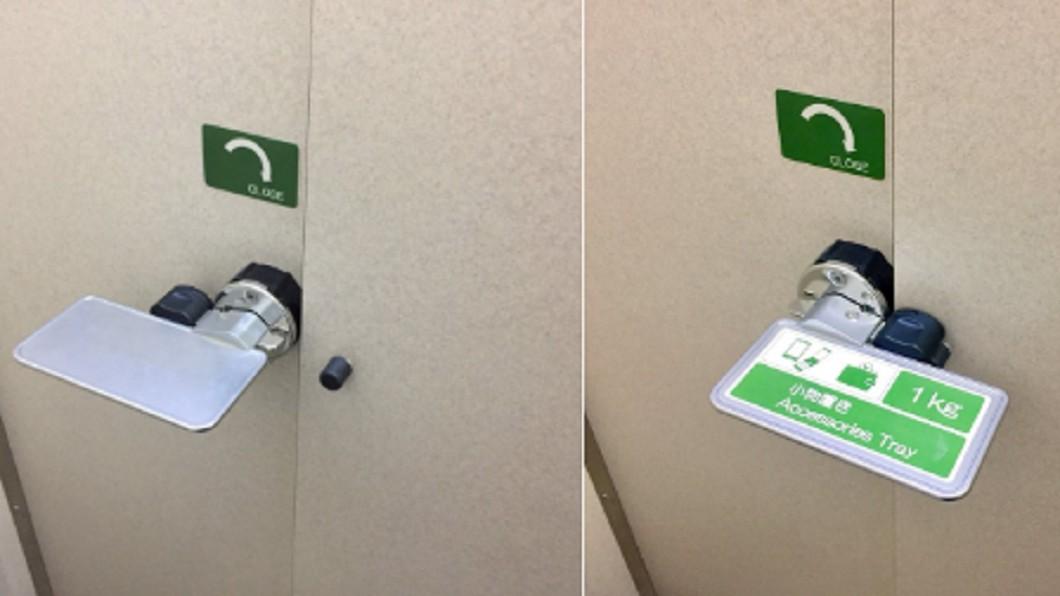 圖/翻攝自 推特 日公廁貼心門鎖驚呆女大生 上萬網噓:台灣無法…
