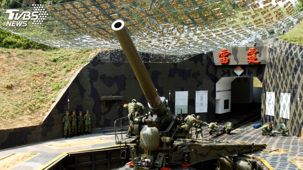圖/達志影像美聯社 八二三炮戰60年 老兵憶火炮直打橫躲