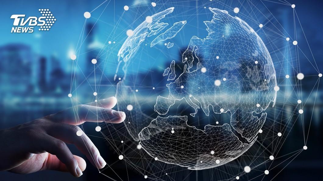 示意圖/TVBS 中國網路股重挫 恐動搖市場對美科技股信心