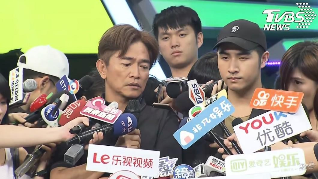 圖/TVBS 兒闖禍離開演藝圈?吳宗憲:懲罰不能少這是他的命