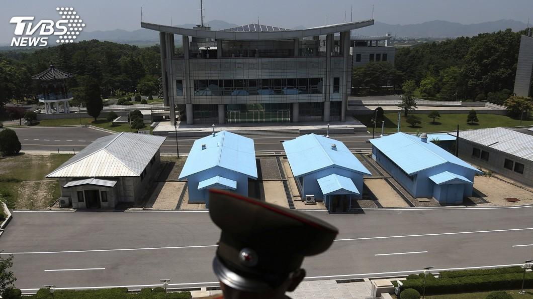 圖/達志影像美聯社 南北韓共同決定 拆除非軍事區10座監視哨所