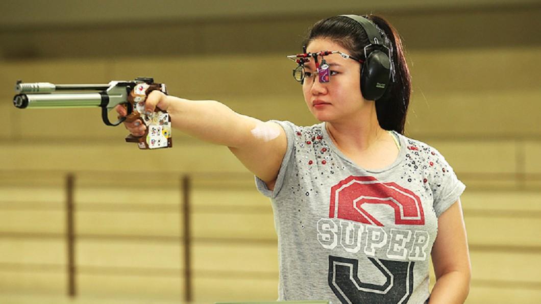 圖/翻攝自國家運動訓練中心網站 亞運女子射擊預賽 田家榛第6名晉級決賽