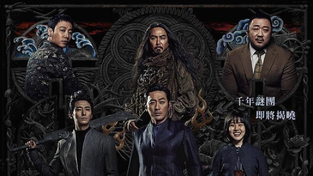 圖/翻攝自采昌亞洲電影世界 CAI CHANG Asia臉書 韓國人才懂的《與神同行2》彩蛋 下一集登場角色是他!