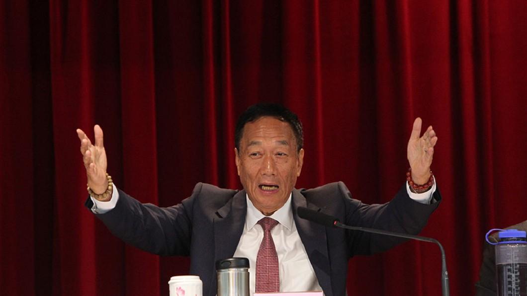 圖/新新聞 【新新聞】鴻海與FII都讓股民大失所望