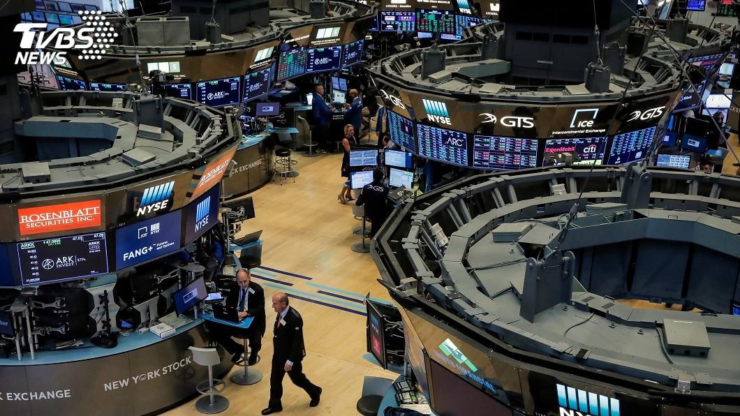 圖/達志影像路透社 標普500創新高 美股將創最長牛市紀錄