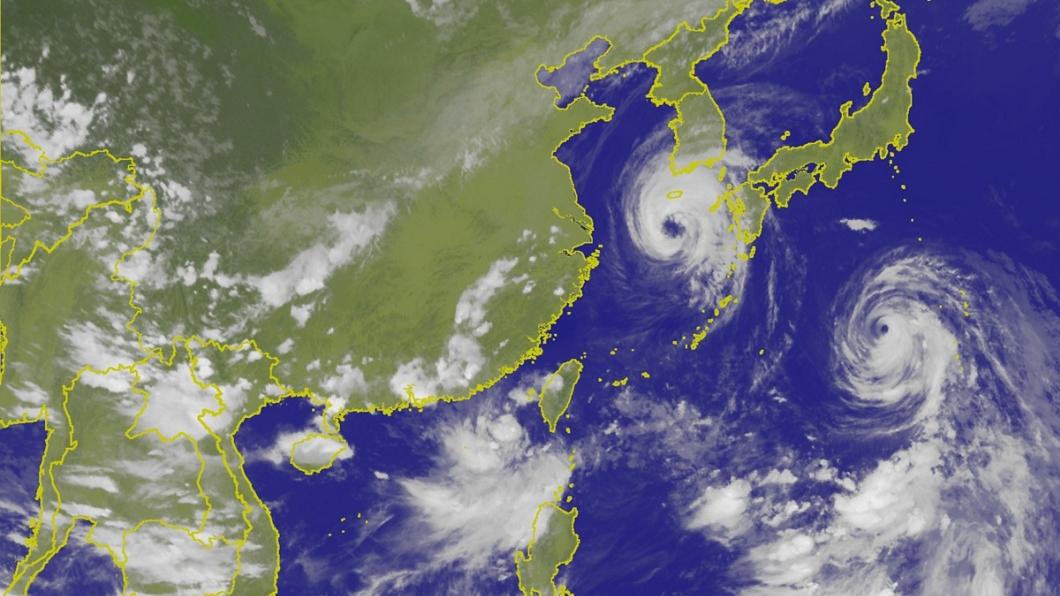 圖/翻攝自中央氣象局網站 不排除成颱!熱帶性低氣壓中心估深夜登陸嚴防豪雨