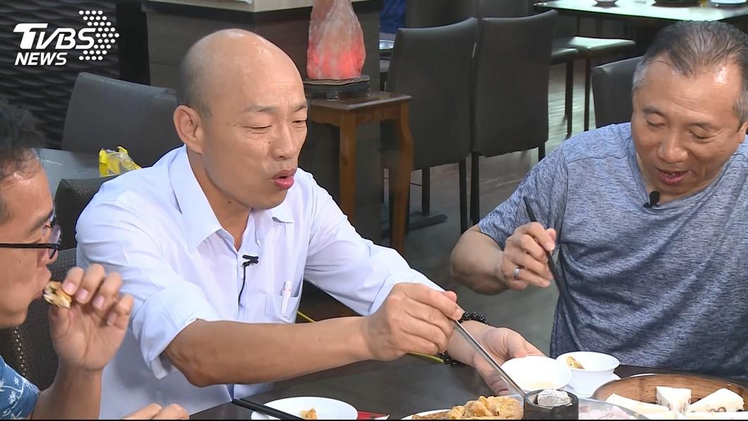 圖/TVBS資料畫面 市長當古惑仔做?韓國瑜提賭場構想 綠委嗆:三流老千