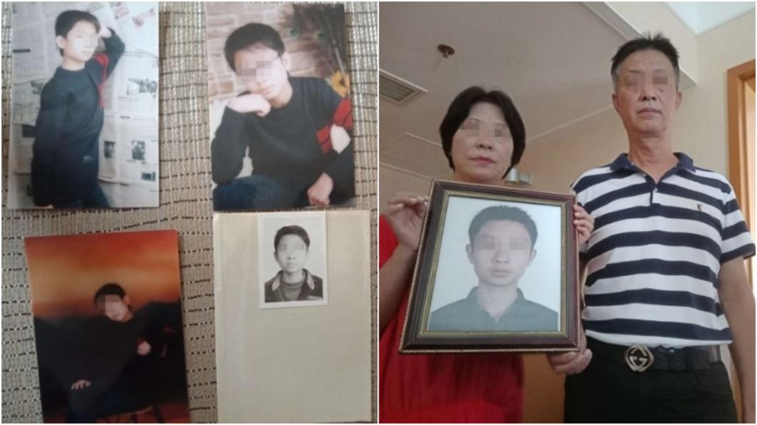圖/翻攝大陸微博 奔波17年找到殺子凶手!白髮父賣光老本:就要他伏法