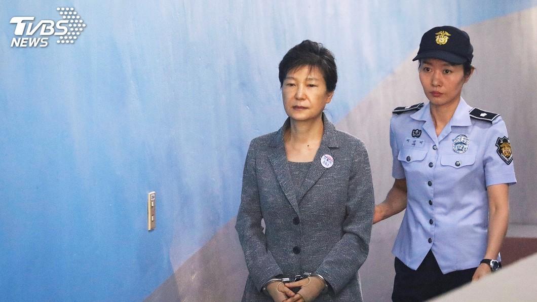 圖/達志影像路透社 二審判更重 朴槿惠服刑期滿恐近百歲