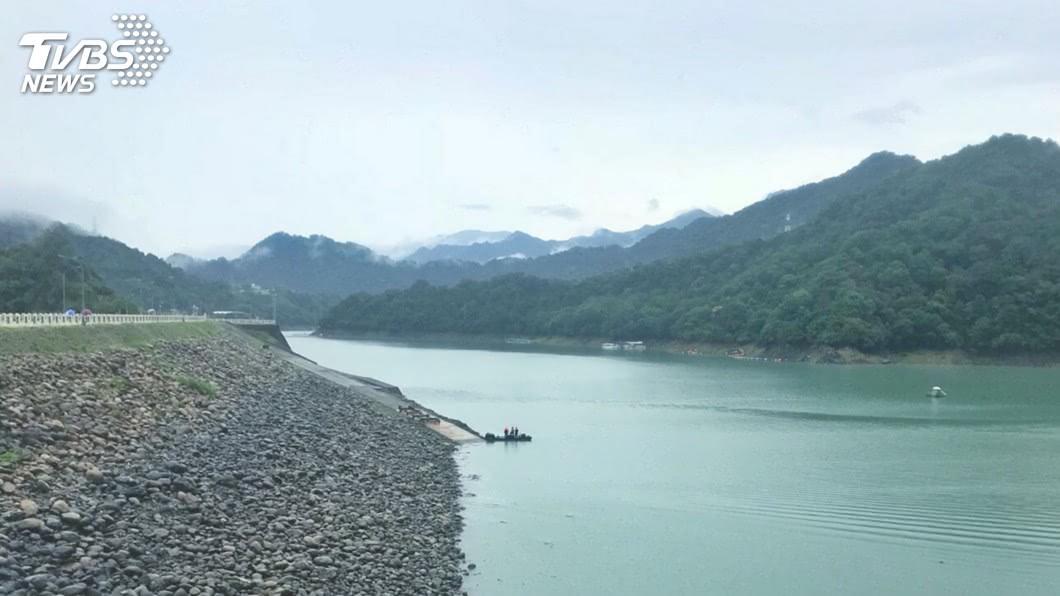 台灣目前面臨缺水危機。(圖/中央社) 台灣面臨缺水危機 立委要求檢討用水大戶水費