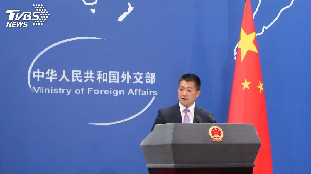 圖/中央社 白宮關切台薩斷交 北京:停止霸權主義
