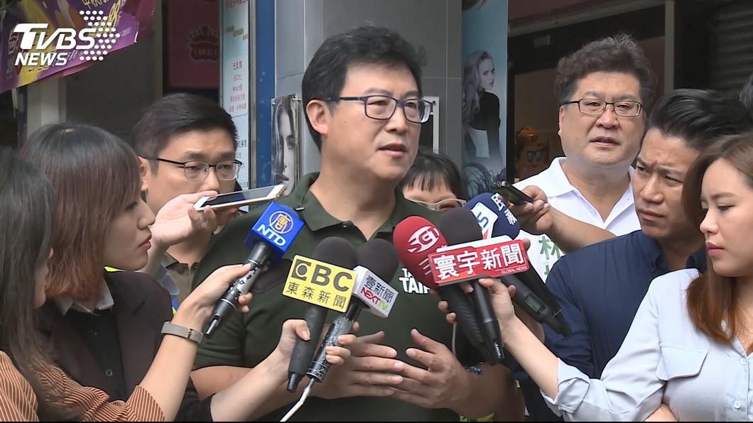 圖/TVBS 姚文智:運用5G技術打造智慧創新共享新首都
