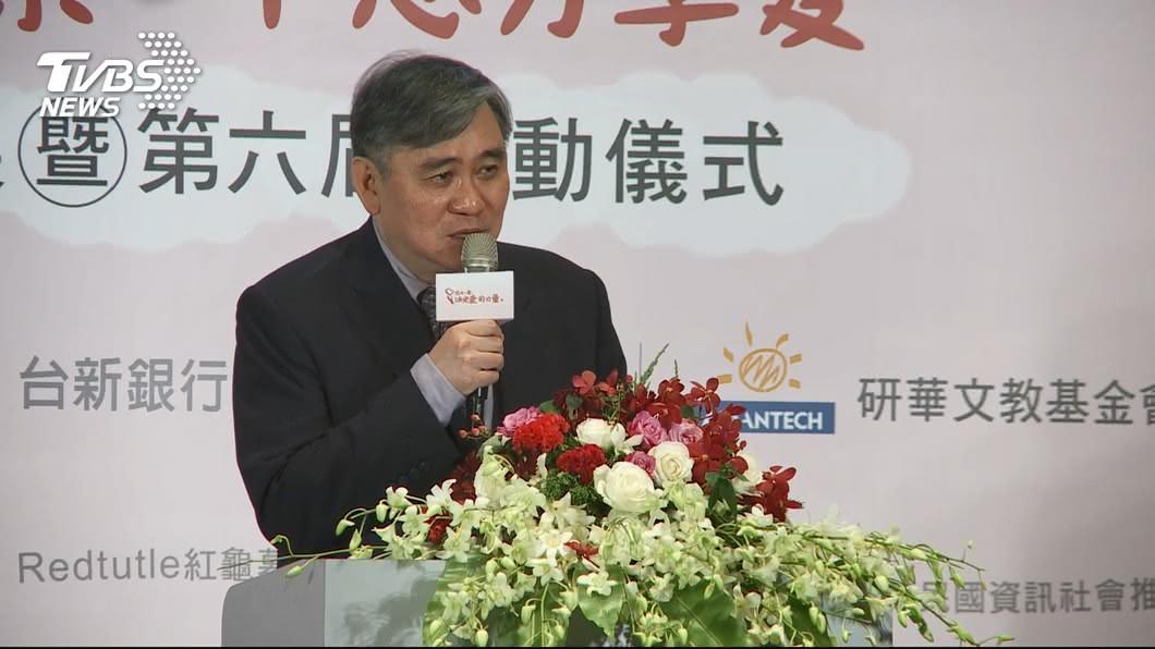 圖/TVBS資料畫面 快訊/資產遭7手足、老臣侵占? 王文洋提告「不起訴」
