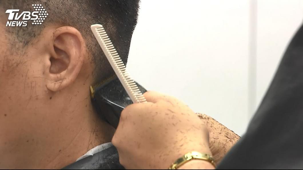 示意圖/TVBS 都誰在去?為何百元剪髮不會倒 網揭「存活關鍵」