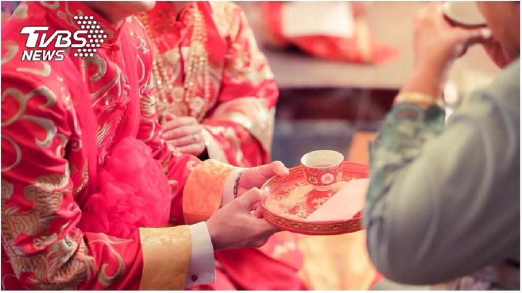 示意圖,與本事件人物無關。圖/TVBS資料畫面 發現大聘被「暗槓」怒告!「婚禮紀錄片」卻害她沒討到錢