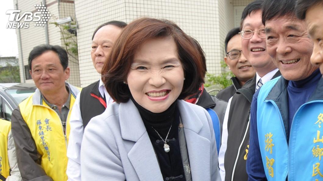 圖/中央社 林錫耀指不適任縣長 林姿妙陣營:選舉操作