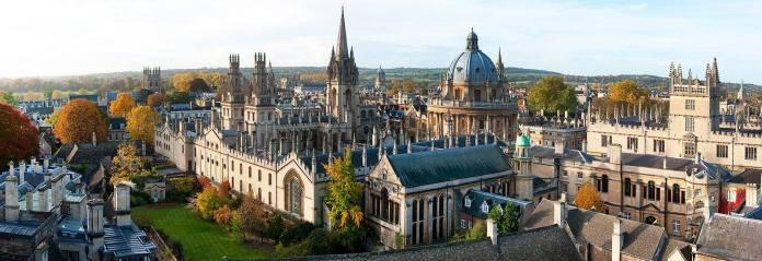 ▲英國景點-牛津大學城(圖/Tripbaa趣吧!亞洲自由行專家)