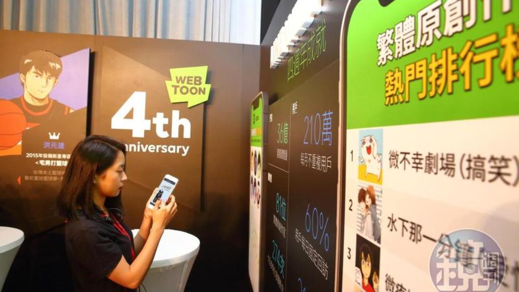 LINE在台灣超級夯 用戶數說出來嚇死人