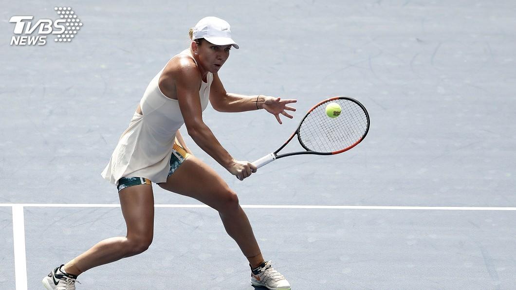 圖/達志影像美聯社 世界球后哈勒普 連2年在美網首輪出局