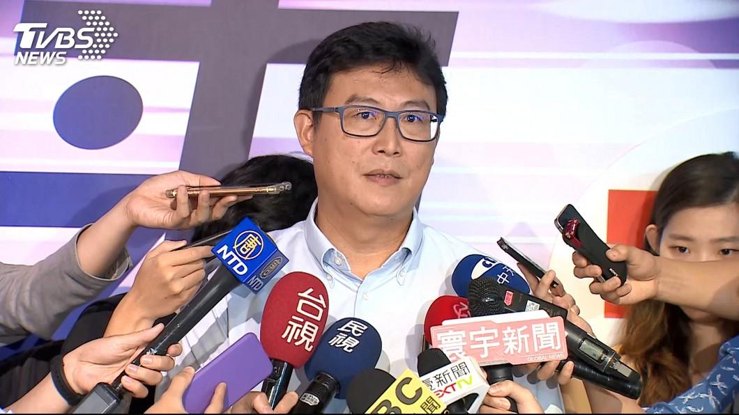 圖/TVBS 讓大家問個夠! 姚文智:當選會邀吳音寧進小內閣
