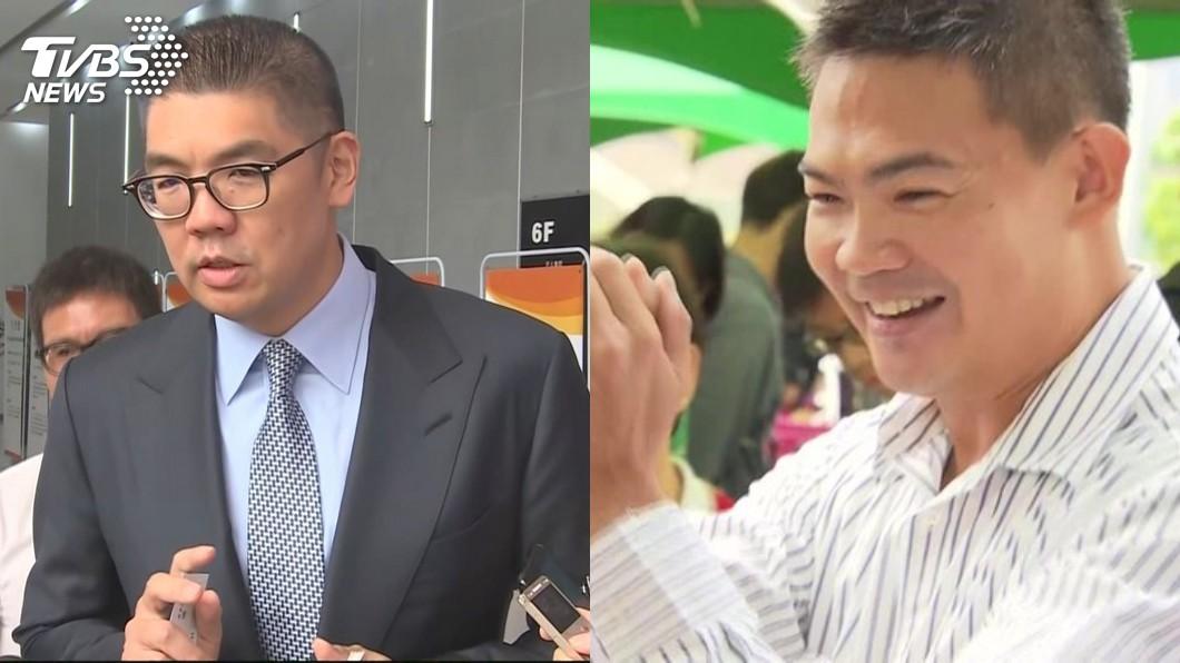 連詠心的哥哥們連勝文(左)、連勝武(右)。圖/TVBS