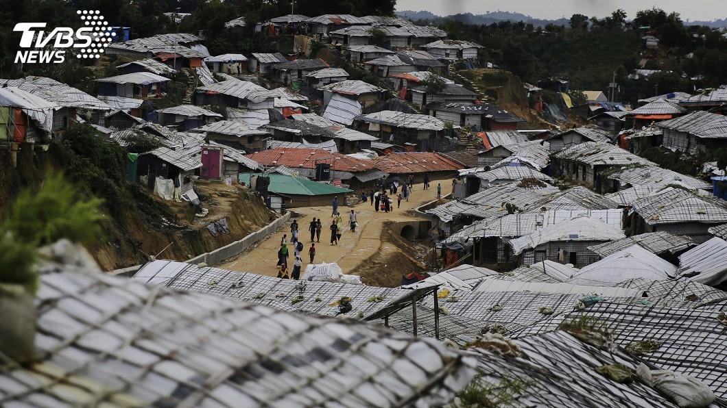 圖/達志影像美聯社 UN報告控滅絕洛興雅人 緬甸政府厲斥