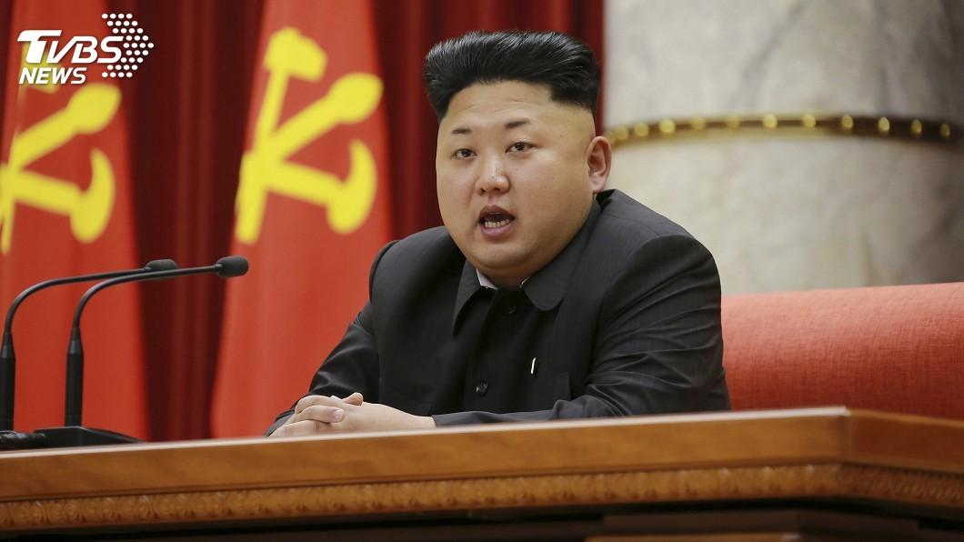 圖/達志影像路透社 韓媒:北韓致函美 拒絕削減核彈頭要求