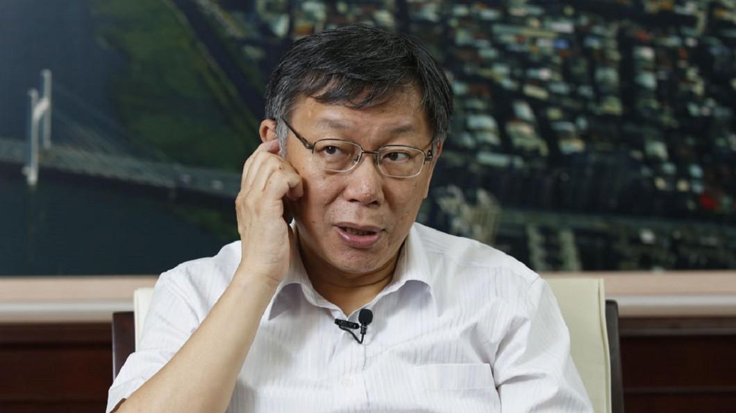 圖/新新聞 【新新聞】專訪!柯文哲:我民調也低過,一直很想幫小英