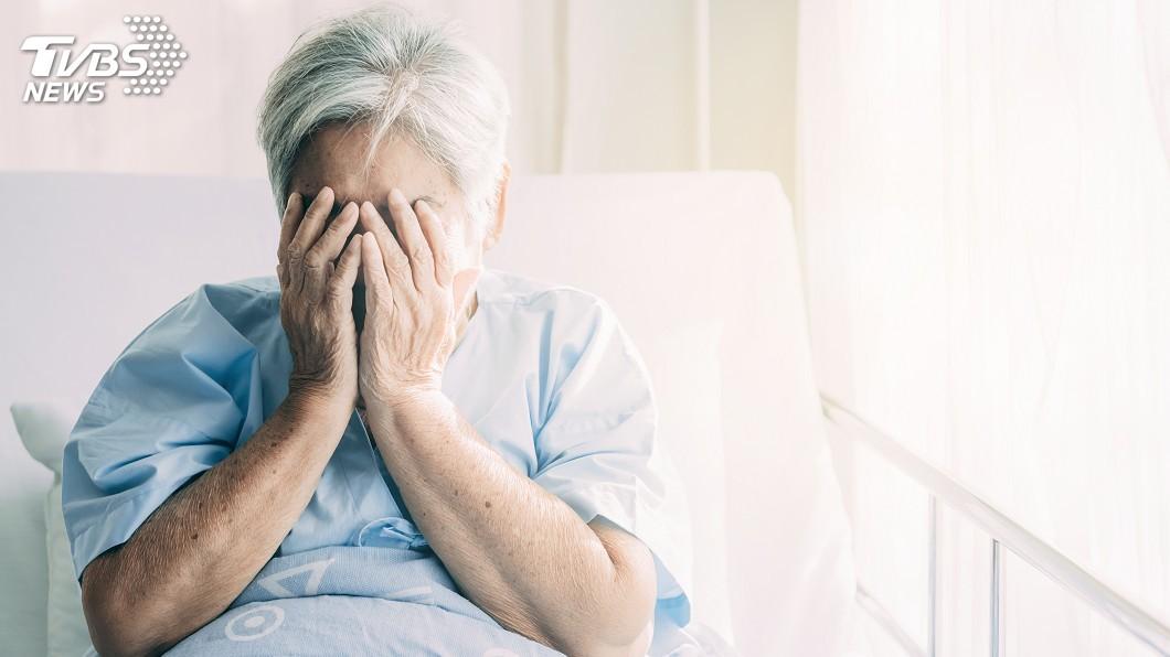 示意圖,非本文當事人。圖/TVBS 媳婦晚年不聞問 老婦將1600萬遺產送別人