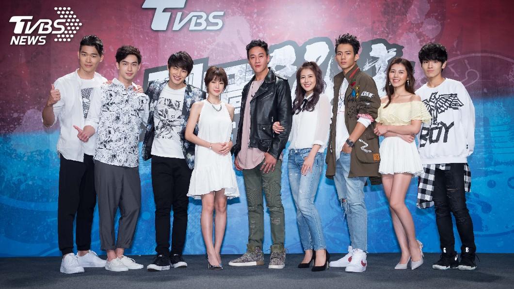 圖/TVBS 何潤東首當導演角逐金鐘《翻牆的記憶》 感謝評審肯定