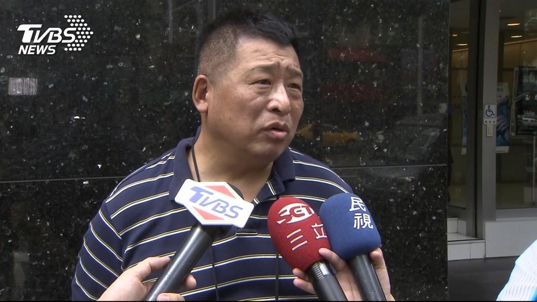 戴子郎除夕夜在家中猝逝。(圖/TVBS資料畫面) 「台灣賭神」戴子郎除夕夜心肌梗塞猝逝 享壽64歲