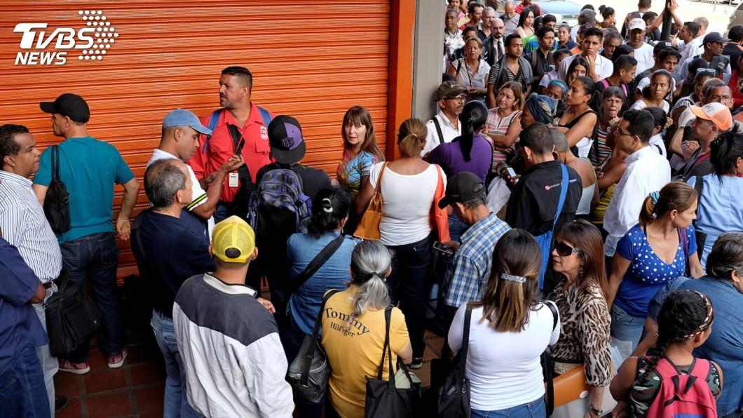 圖/達志影像路透社 逃出國淪為奴隸 委內瑞拉稱萬人要求歸國